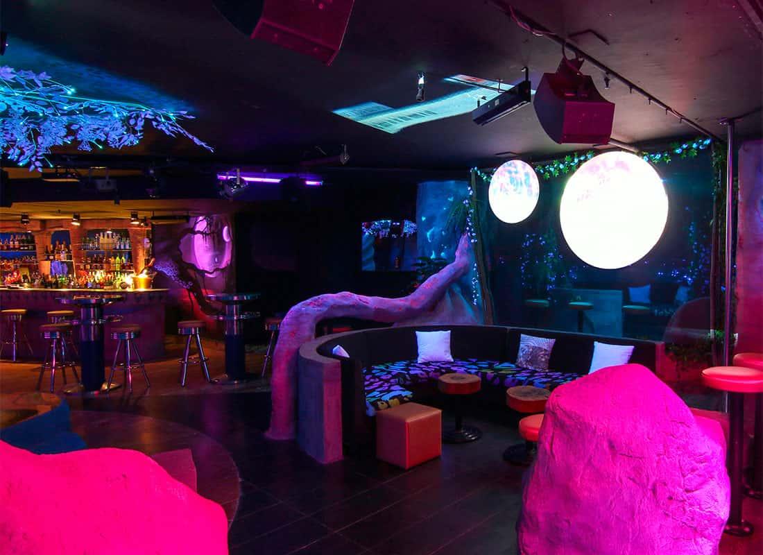 Blue Night Strip Club Barcelona
